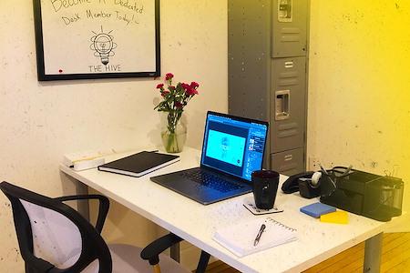 The Hive - Milwaukee St - Dedicated Desk 1