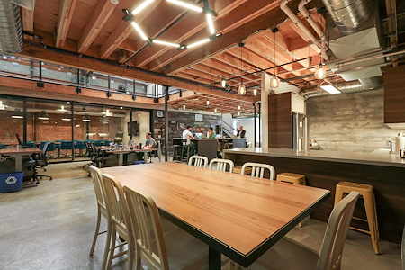 Temescal Works - Hot Desk / Day Pass