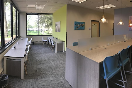 Office Evolution - Hackensack - Professional Plan: Work + Meeting Space