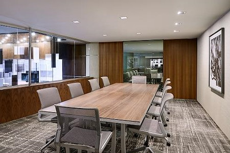 AC Hotel Dallas Downtown - Commerce Boardroom