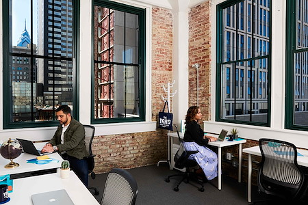 The Yard: Center City - Private Office for 3 at The Yard