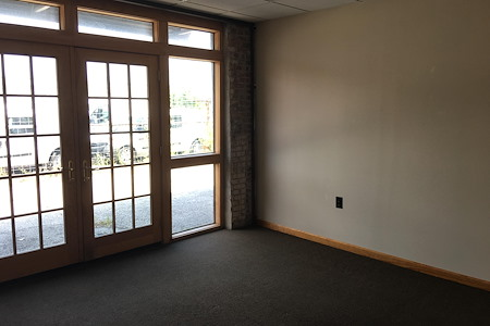 St. Louis Aerial Collective, LLC - Suite 101-Bright French Doors Office