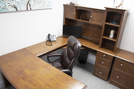 OfficeQ Miami - Office Suite B
