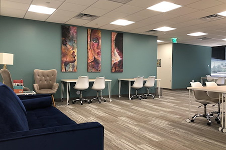 Hera Hub- Phoenix - Full time Desk in the Biltmore area
