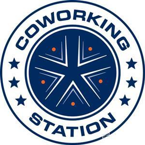 Logo of Coworking Station of Walpole