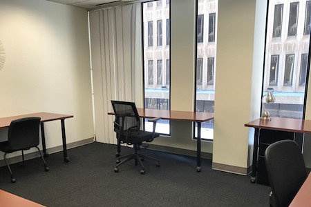 Peachtree Offices at Downtown, Inc. - CoWorking Room