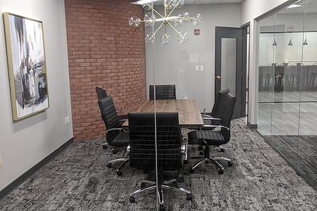 Highland-March Workspaces, Mansfield - The Glass Room