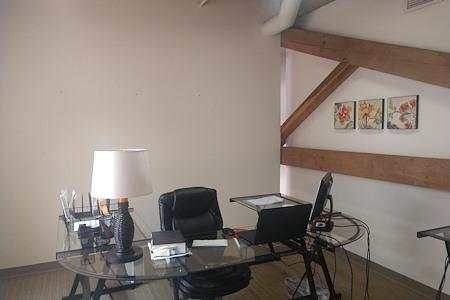 Brannon Sowers & Cracraft PC - Private Loft Office