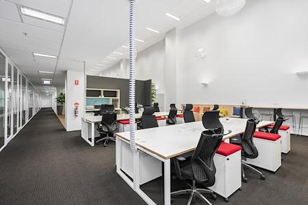 workspace365 - 555 Bourke Street - Dedicated Desk Bourke!