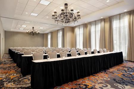 Hilton Garden Inn New Orleans Convention Center - Gardenia/Camellia Room