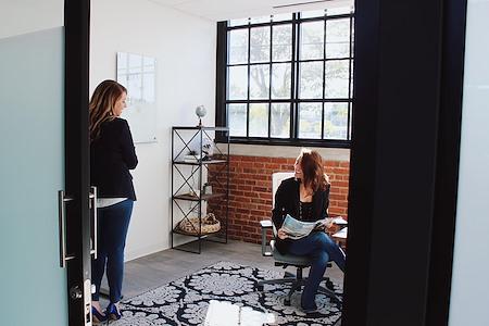 Serendipity Labs Plush Mills - Small Team Room