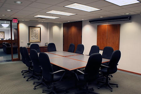 Americenter of Novi - Conference Room B (Executive Boardroom)
