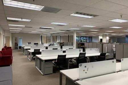 Techcode - Open Desks