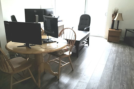Spacious and quiet place to get work done - Open Desk 1
