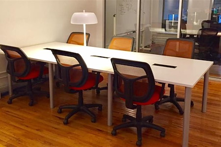 Switch Inc- Flatiron - Perfect workspace 4 EarlyStage Startups!