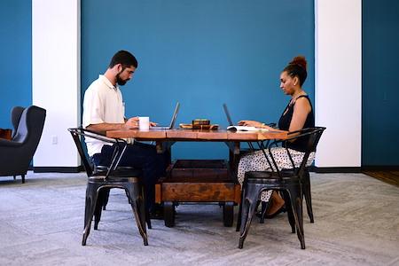 Novel Coworking Katy Building - Coworking Area