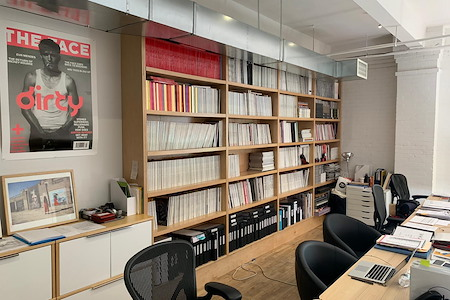 Conquest - Class A Soho Office Sublet