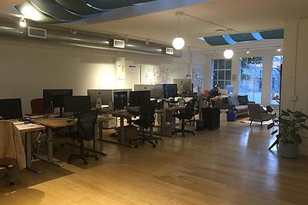 Keepsafe Software - Front Office