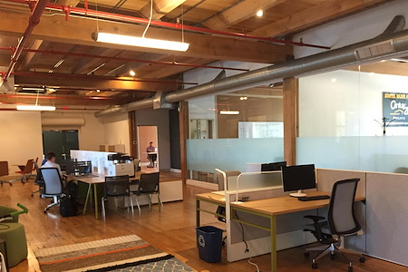 Bakercommons - Daily work space