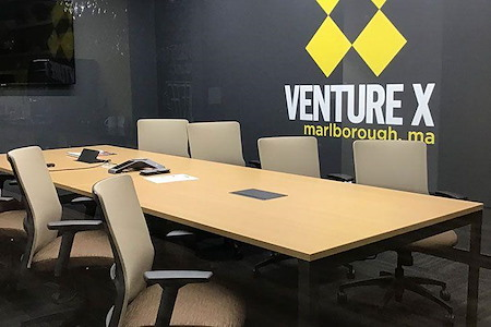 Venture X | Marlborough - Apex Center - Large Meeting Room