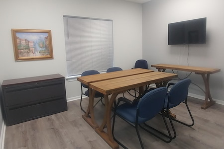 Angel's Share Offices - Meeting Room 1