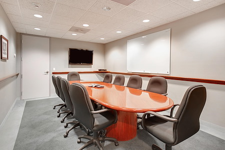 Office Suites of Darien - Board Room