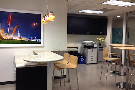 Pacific Workplaces - San Francisco - The Business Lounge