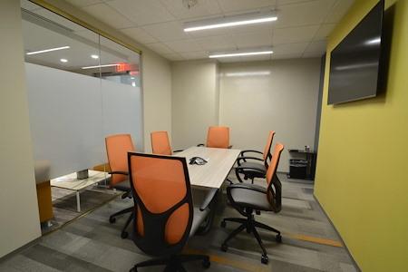 Office Evolution - Herndon - Team Room for 6