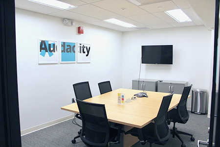 Upward Hartford - Audacity Conference Room