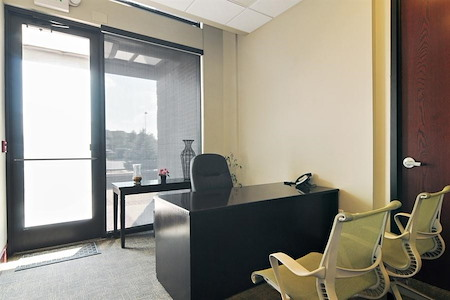 SmartSpace- Denver - Day Office with Window View