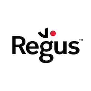 Logo of Regus- 300 East Esplanade Dr.