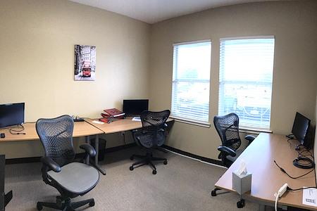 Hamlet Coworking on Whitestone Blvd - Hamlet Team Office