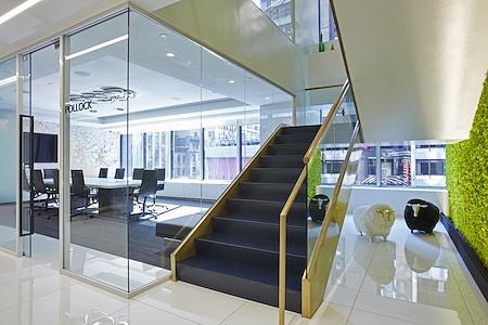 Emerge212 - 1185 Avenue of the Americas - Pollock Boardroom