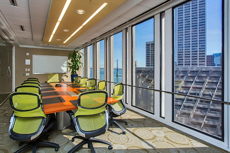 Carr Workplaces - Embarcadero Center - Bay Bridge Room