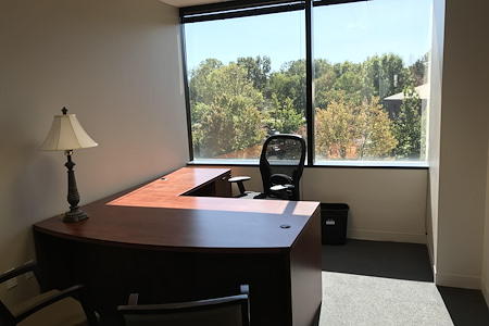 Apcela Co-Working Space @ Wiehle Reston East Metro - The Corner Office