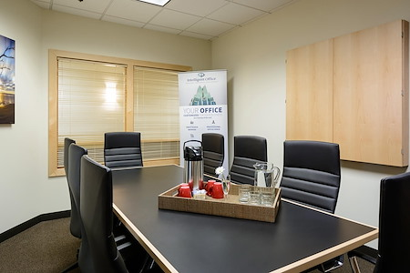 Intelligent Office of Jacksonville - Executive Conference Room