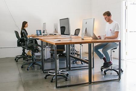 Optimist Studios Workspace - Dedicated Desk 1