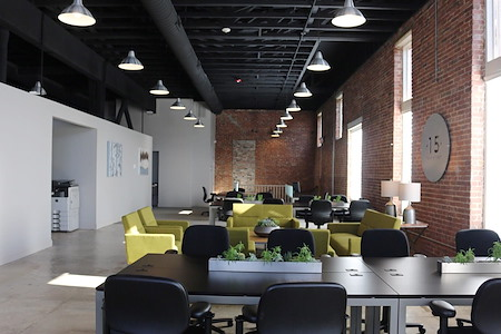 15 Perry Street - Open Desk (Coworking)