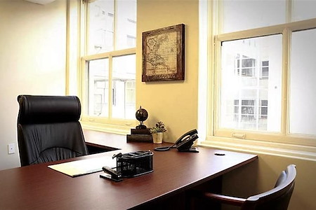 Walker Center Executive Suites - Private Office 517