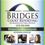 Logo of Bridges Court Reporting
