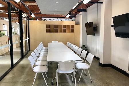 Higher Spaces - Meeting Room 1