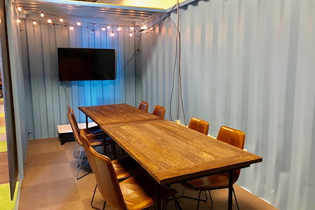 The Port Workspaces @ Kaiser Mall - 1st Floor Shipping Container #3