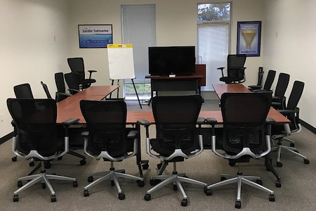 Silicon Valley Sales Group - Configurable Event/Meeting Space