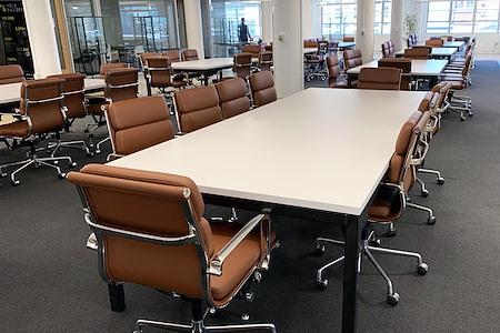 360 Lab San Francisco - Flex Desks
