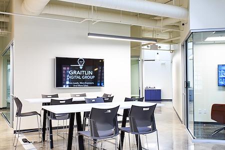 SharedSpace Augusta - Pro Desk