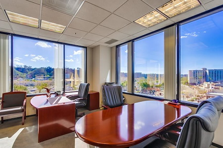 Barrister Executive Suites, Inc. - Mission Valley - Corner Window
