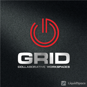 Logo of GRID COLLABORATIVE WORKSPACES