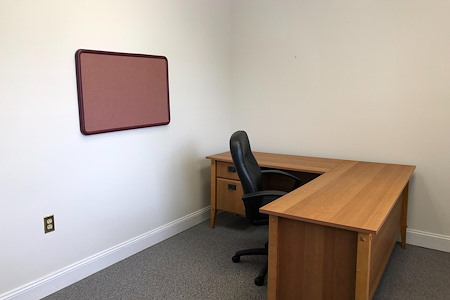 Coral LLC - Private office with 2 desks
