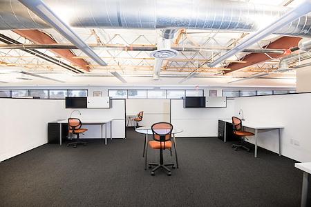 Eureka Building - Dedicated Desk