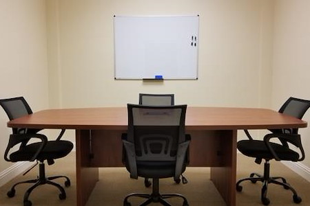 CoWorking with Wisdom - Illumination Conference Room